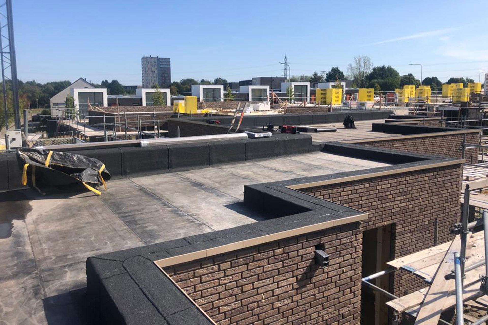 Bitumen dak Heerlen