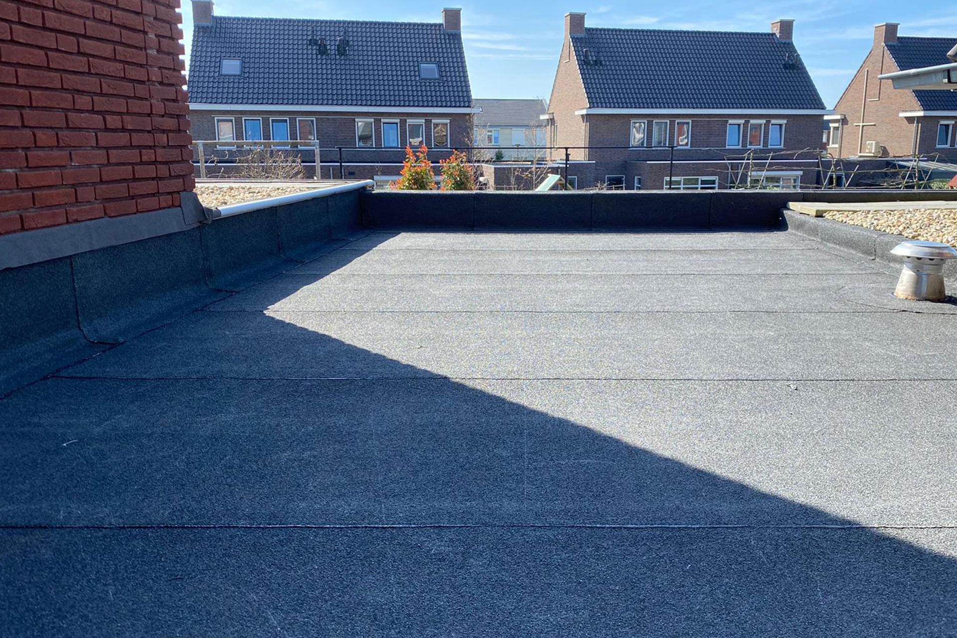Bitumen dak garage Herten